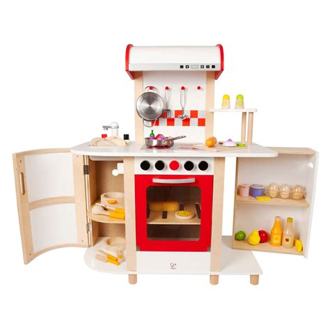 hape kitchen set singapore hape multi function kitchen e8018