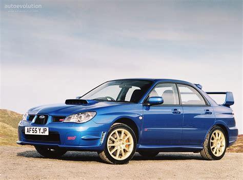 Subaru Impreza Wrx Sti Specs & Photos