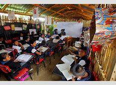 De 13 mil escuelas de Oaxaca, 10 mil no tienen internet