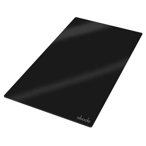 Buy Abode Abode Kode Black Glass Chopping Board From Our
