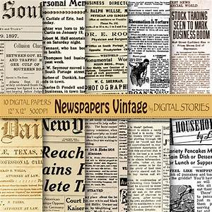 newspapers digital paper quotnewspaper vintagequot old With digitize paper documents