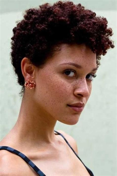 natural hairstyles for short hair african american women