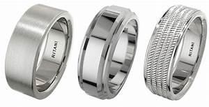The Best Metals For Men39s Wedding Rings