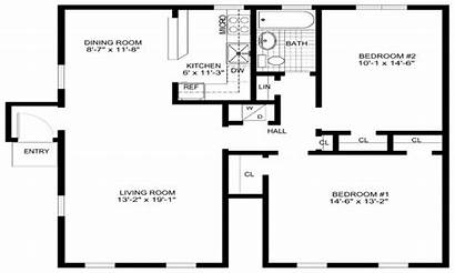 Floor Plan Printable Plans Layout Templates Furniture