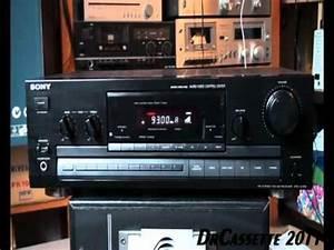 The Sony Str-gx390 Receiver