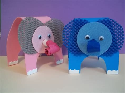elephant crafts for preschool e is for elephant craft kit 672