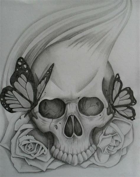 simple skull tattoos images  pinterest skull tattoos simple skull  design tattoos