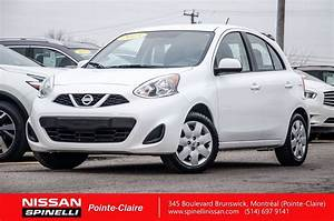 Nissan Micra 2015 : used 2015 nissan micra sv in montreal laval and south ~ Melissatoandfro.com Idées de Décoration