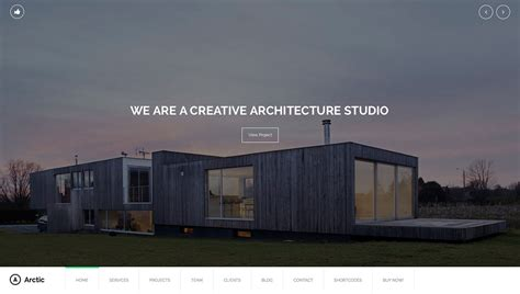 Company Onepage Website Templates 2016 by Best Themes For Architects And Architectural