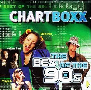 best of 90er chartboxx the best of the 90s 2 cd 2005