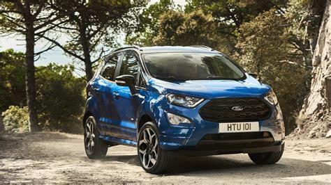 ford ecosport candidato al premio coche del ano de los