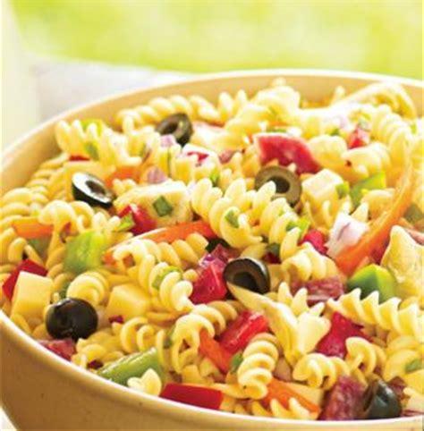 recette salade de pates froides simple salade de p 226 tes au jambon recettes de cuisine italienne