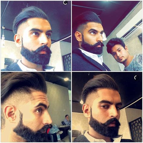 Hair Zone Salon Hair Zone Salon Parmish Verma New Hair Style Done By