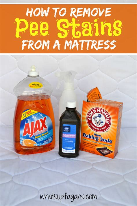 how to remove stains from mattress how to remove stain from a mattress