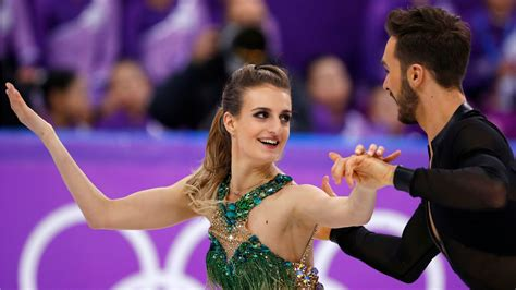 french skaters olympic dress designer   mishap