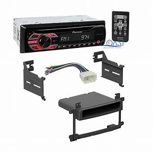 Pioneer Radio Stereo Dash Kit Harness For 2003