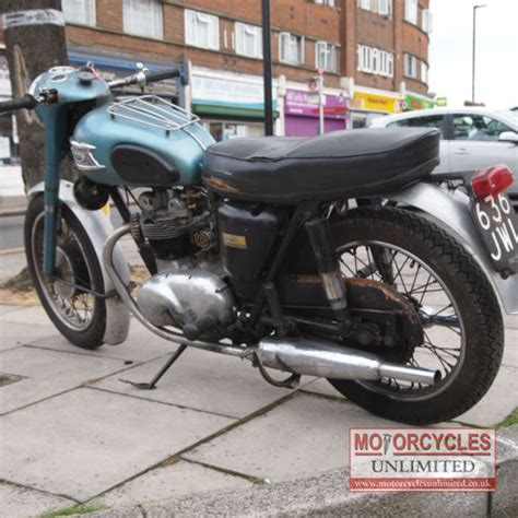 Motorcycles Ta by 1960 Triumph 3ta Classic Bike For Sale Motorcycles Unlimited