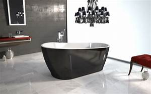 Freistehende Badewanne Schwarz : freistehende badewanne 31 interessante vorschl ge ~ Sanjose-hotels-ca.com Haus und Dekorationen