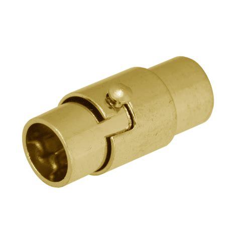 loch in metall schließen magnetverschluss 16x7mm loch 216 6mm metall goldfarben g 252 nstig bastelbedarf kaufen