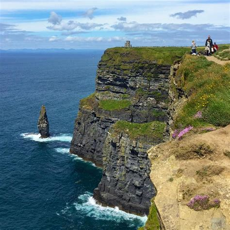 Cliffs Moher Day Tour From Dublin Ireland Road