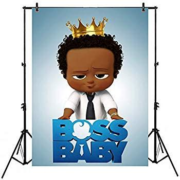 amazoncom custom boss baby backdrop  african