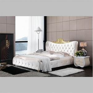 high quality fabric bed soft bed modern bed bedroom With quality furniture and mattress