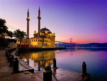 Istanbul Ortakoy Turkey Meraviglia Mosque Moschea Costantinopoli