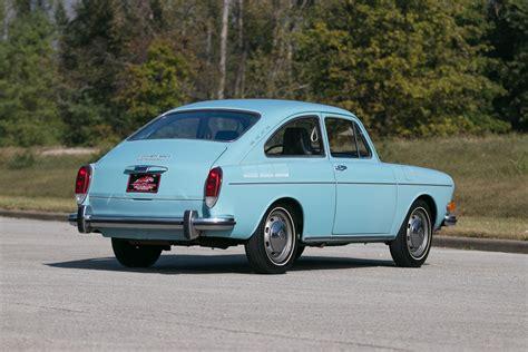 volkswagen type 1971 volkswagen type 3 fast lane classic cars