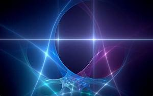 Light And Energy Games Fractal Abstraction Neon Light Android Wallpapers