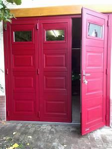 Porte De Garage 3 Vantaux : portes de garage sectionnelles coulissantes basculantes ~ Dode.kayakingforconservation.com Idées de Décoration