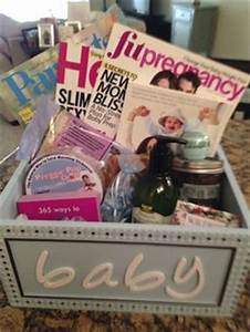 1000 ideas about Pregnancy Gift Baskets on Pinterest