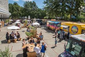Year-long Food Truck Festival Royal BC Museum