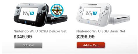 Nintendo Wii Console Gamestop by Wii U Already Sold Out At Several Retailers Nintendotoday