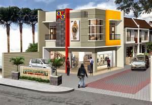 2 Storey Commercial Building Designs