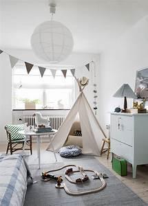 Tipi Little Nice Things : les 7 meilleures chambres d 39 enfants au design scandinave bricobistro ~ Preciouscoupons.com Idées de Décoration