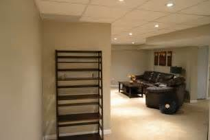 basement ceiling options and room arrangement home decor