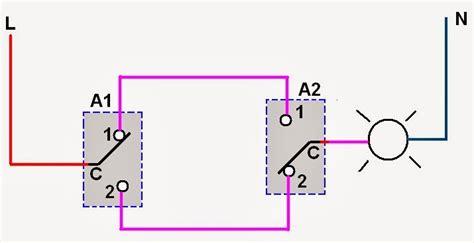 como conectar un apagador de escalera diagrama servicio cita previa sergas