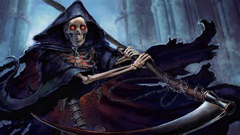 Grim Reaper Hd Wallpaper Background Image 1920x1080