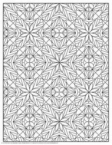 adult coloring pages patterns - coloring pages for adults stars and flowers pattern