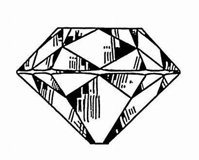 Diamond Drawing Pink Psf Clipart Dionysus Commons