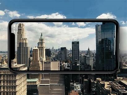 Building Identification Ar App Dribbble Skyline York