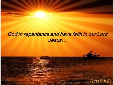 acts   god  repentance   faith powerpoint