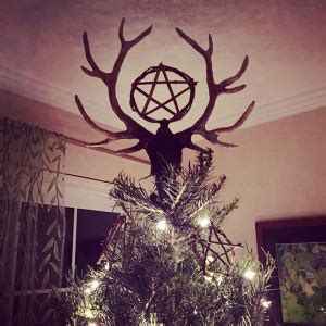 pentacle tree topper crafts the druid s garden
