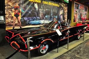 1966 Batmobile Adam West Volo Auto Museum