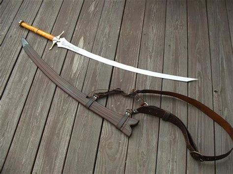 zombie weapons apocalypse sword prepared longshiparmoury scabbard lionguard swords anti own weapon must guns nice deviantart barnorama spectacular klyker blades