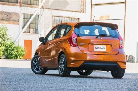 2018 Nissan Versa Note Starts At $16,365  The Torque Report