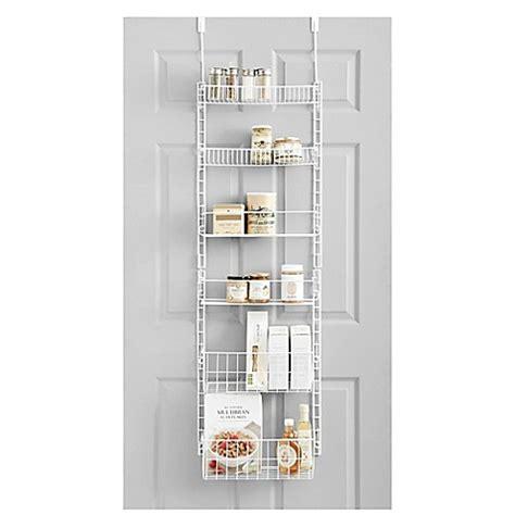 the door kitchen organizer buy salt the door deluxe household pantry organizer 7256