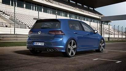 Golf Volkswagen Gti Wheels Wallpapers Rear Metallic