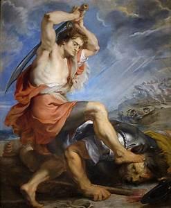 Peter Paul Rubens: David verslaat Goliath | bijbel en kunst