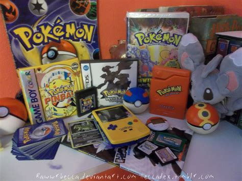 Pokemon Collection By Beccadex On Deviantart